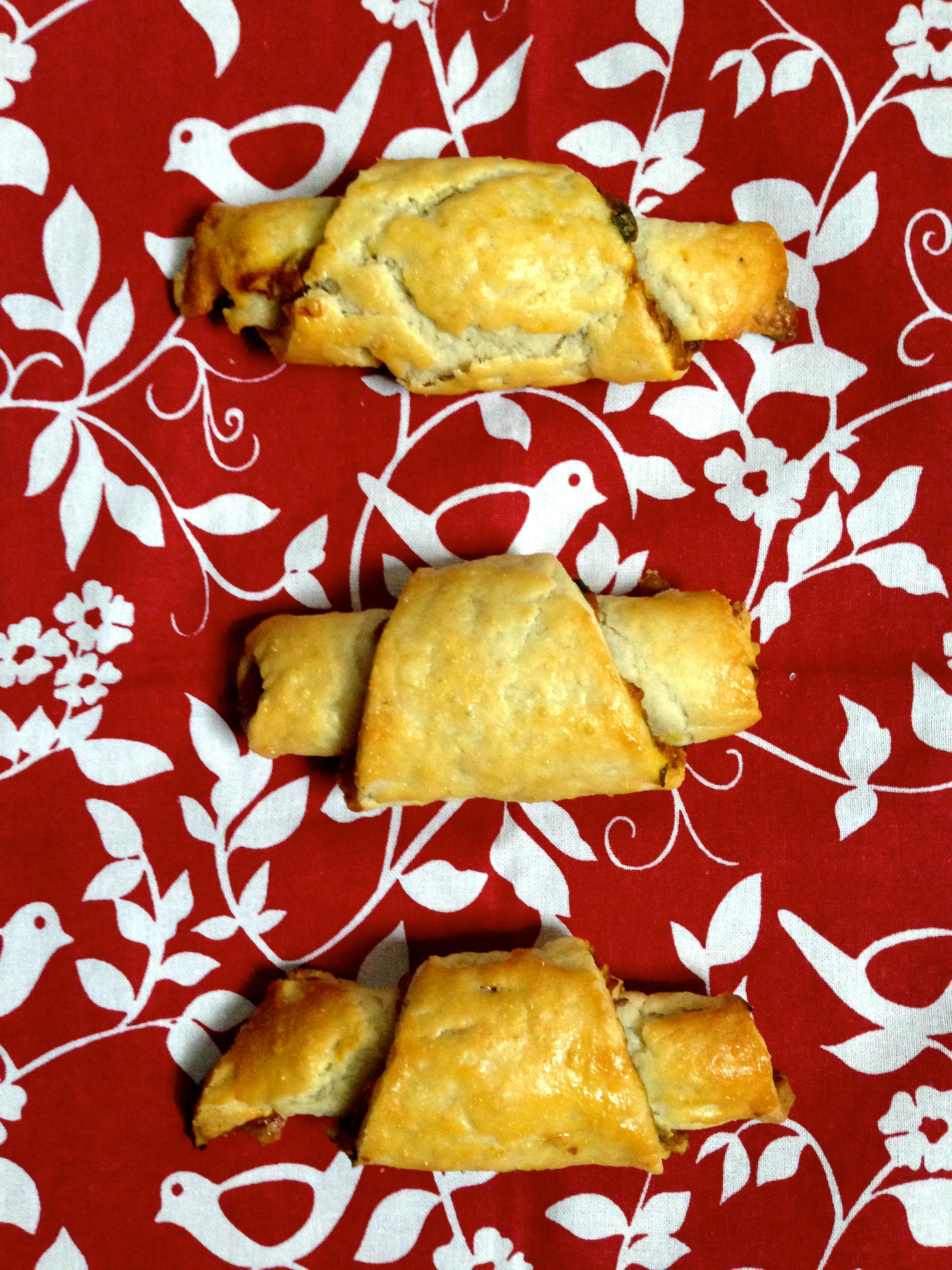 Pumpkin Rugelach with Sage and Walnuts - The Salty Peach